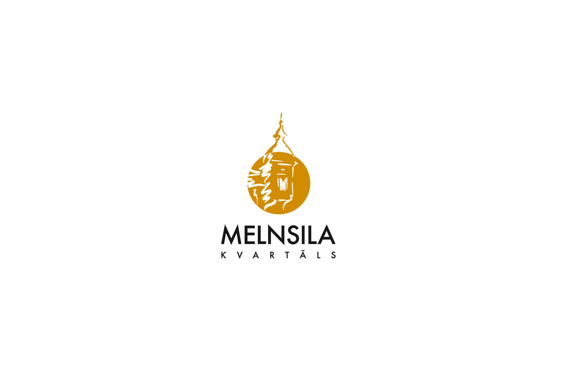 Melnsila-kvartals-logo-Pantone-131-C