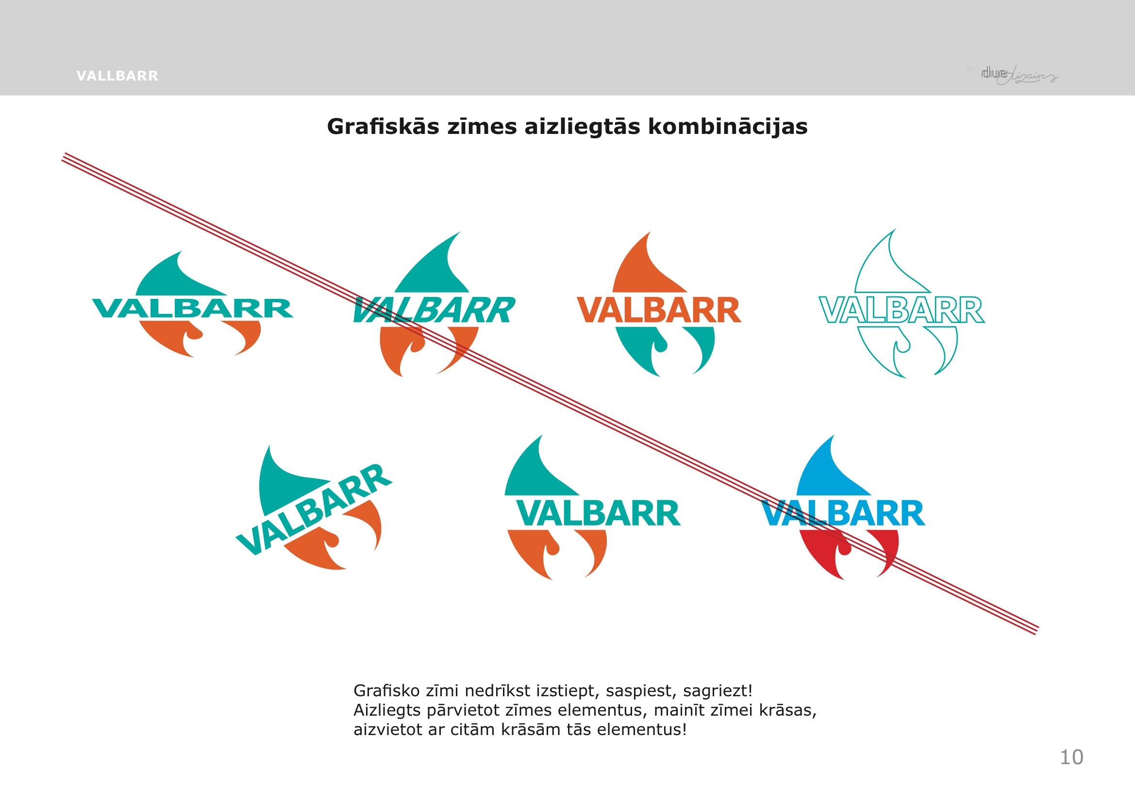 VALBARR-identitaate 10