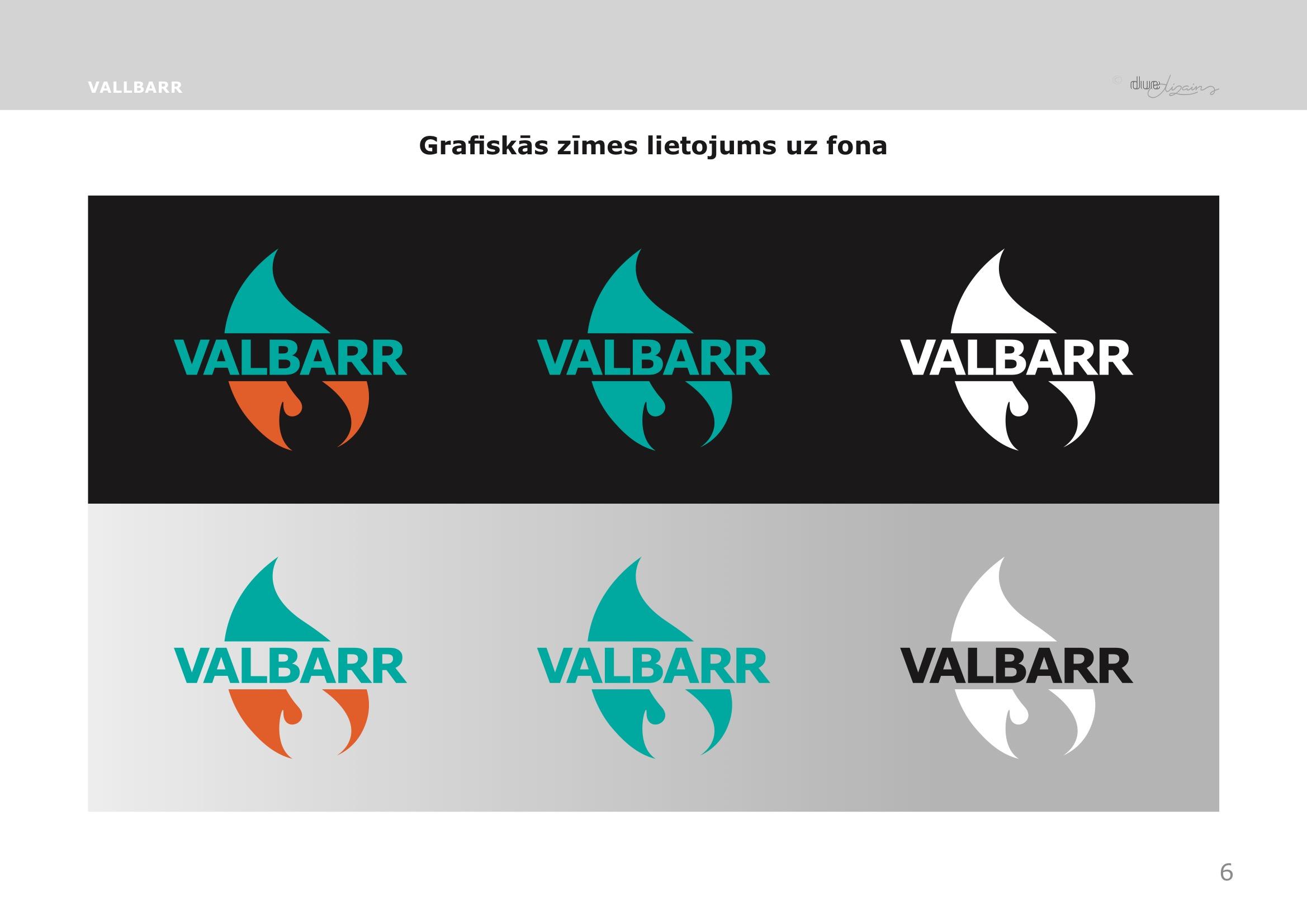 VALBARR-identitaate 6