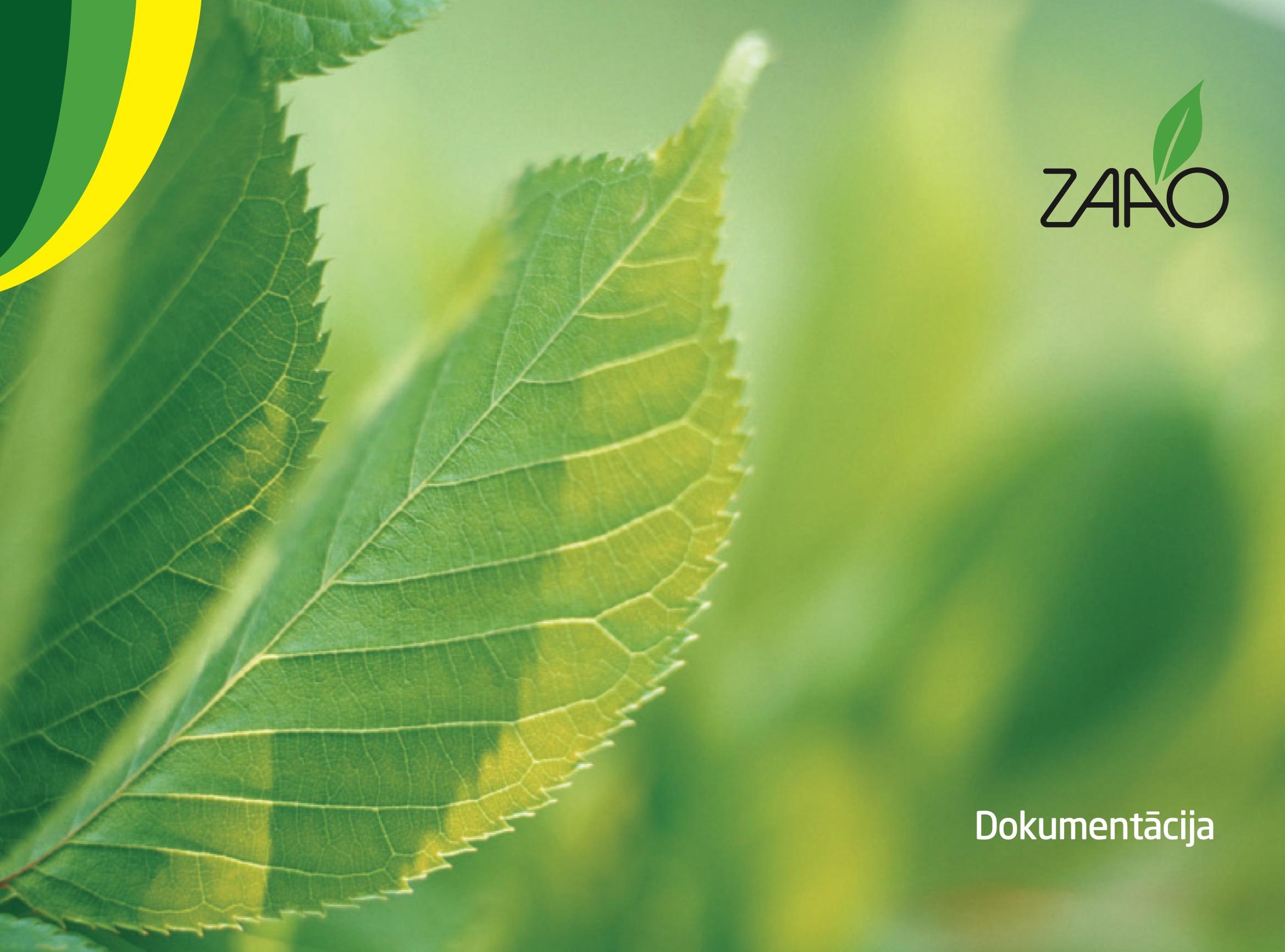 ZAAO stils OK 21