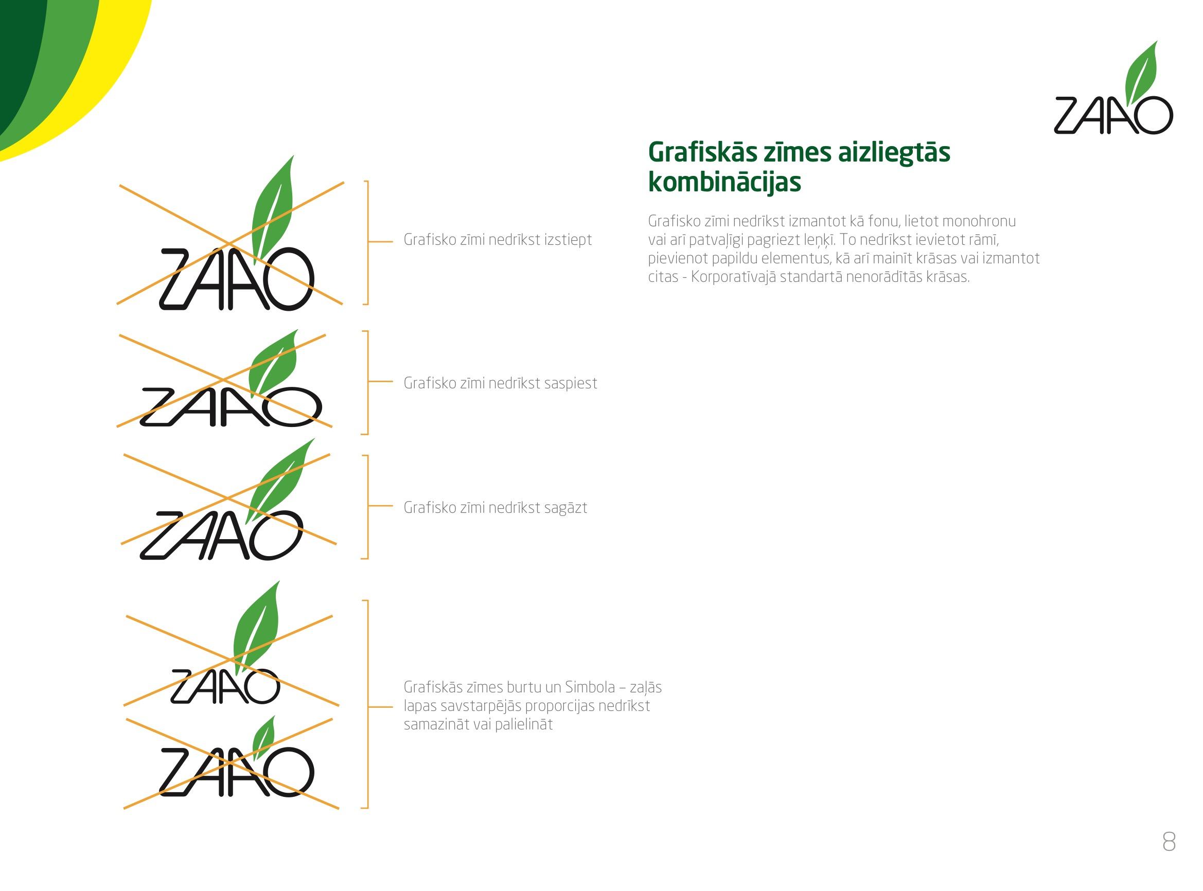 ZAAO stils OK 9